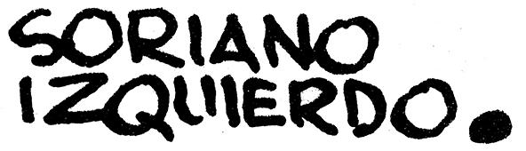 Logo de José Soriano Izquierdo